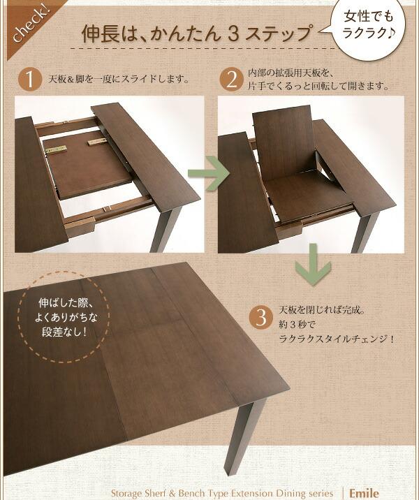 テーブル > ダイニングテーブル ...