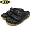 Regular dealer KEEN( Kean) MEN YOGUI SANDAL( men yogi sandals) BLACK KN001fs3gm
