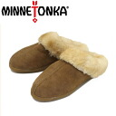 Regular dealer postage, collect on delivery fee free of charge MINNETONKA( Mine Tonka) Sheepskin Mule( sheepskin mule) #3461 GOLDEN TAN Lady's MT247fs3gm