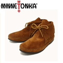 Regular handling shop shipping & cash on delivery fee free MINNETONKA (Minnetonka) Classic Fringe Boots (クラシックフリンジ boot) # 682 BROWN SUEDE ladies MT214fs3gm