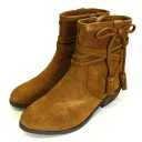 Regular handling shop Japan domestic shipping COD fees free MINNETONKA (Minnetonka) Mesa Boot (Mesa boots) #83032 BROWN Womens MT372