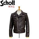 Postage, collect on delivery fee free regular handling SCHOTT( shot) 613US VINTAGE ONESTAR RIDERS JACKET( vintage one star riders jacket) BROWN brown fs3gm