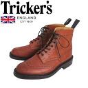 Regular dealer Tricker's トリッカーズ 2508M COUNTRY BROGUE( country brogue) コマンドソールウッドランドアティテュード TK019fs3gm