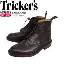 Regular dealer Tricker's トリッカーズ 2508M COUNTRY BROGUE( country brogue) ダイナイトソールエスプレッソバーニッシュ TK023fs3gm