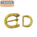 VASSER ( Bassa ) Remake Buckle 017 B Vintage+D Kang (remake buckle 017B vintage) 19 mm