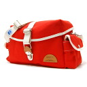 MOUTH mouse camera bag shoulder bag Delicious Tackle Bag Delicious tackle bag MJS14035-AKA [/ combined use having a cute / fashion / made in red / nostalgic / Japan]