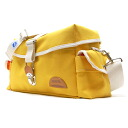 MOUTH mouse camera bag shoulder bag Delicious Tackle Bag Delicious tackle bag MJS14035-KARASHI [/ combined use having a cute / fashion / made in mustard / mustard / nostalgic / Japan]