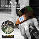 MOUTH camera strap SLR mirrorless Cordura nylon leather also women's fashionable mouse delicious 40 mm camera strap MJC13031 Camo