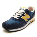 new balance new balance mens Womens sneakers MRL996 INK BLUE MRL996-FF [Blue / Navy / retro / suede / mesh / national authorized dealer]