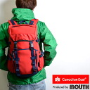 Canadian East produced by MOUTH climbing backpack fashion outdoor daypack Zack 30L Canadian East x mouse CEB1021