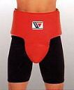 Winning protective cup (groin cup) high cut type with lace (in stock)
