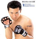 [shooto コミッシヨン official recognition] a shooto glove (a string type)