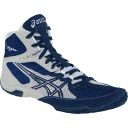 Recommend instead of Cael V5.0 junior asics Wrestling Shoes black / Navy boxing shoes of shipping takes approximately 4 days
