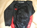 Boxer specifications MIZUNO our original weight loss overall (black x red ) definitive set Mizuno sauna suit weight loss suits (Mizuno Japan made)