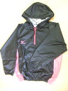 Mizuno Sauna Suits for professional use black x pink America-Ya original custom made