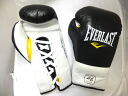 EVERLAST official game boxing gloves oz 8・10 professional type shipping, Bill pulled