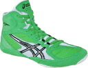 CAEL V5.0 2013 new asics Wrestling Shoes green x black x white boxing shoes instead recommended