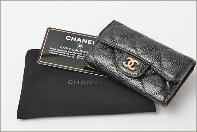 シャネル CHANEL 折財布
