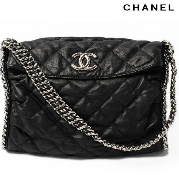 Chanel Matelasse Chain Shoulder Bag 80
