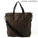 Louis Vuitton shoulder bag / トートバッグキタン M40388 monogram マカサー 2way LOUIS VUITTON