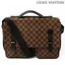 Louis Vuitton shoulder bag Broadway N42270 ダミエ LOUIS VUITTON