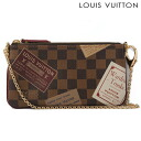 Louis Vuitton accessories porch pochette Mira MM ダミエラベルコレクション N63080 LOUIS VUITTON