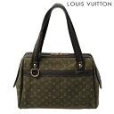 Louis Vuitton LOUIS VUITTON handbags / mini Boston bag Monogram mini Josephine PM khaki M92415