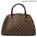Louis Vuitton LOUIS VUITTON handbags Ribera MM N41434 Damier