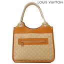 Louis Vuitton LOUIS VUITTON Monogram mini handbags SAK and call then beige M92328