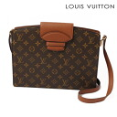 LOUIS VUITTON Louis Vuitton shoulder bag Monogram cursed out of print products M51375