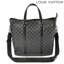 LOUIS VUITTON Louis Vuitton shoulder bag Tadao N51192 ダミエ グラフィット 2wayfs2gm