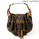 LOUIS VUITTON Louis Vuitton handbag empty tension PM M97016 monogram 2009 collection line fs2gm