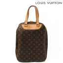 Louis Vuitton shoes bag / ハンドバッグエクスキュルシオン discontinuance of making product M41450 [used] [smtb-TK]
