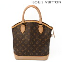 LOUIS VUITTON Louis Vuitton Monogram handbags Lockit M40102