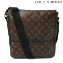 LOUIS VUITTON shoulder bag Monogram and Makasar bus MM M56715
