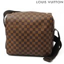Louis Vuitton LOUIS VUITTON shoulder bag navigator Griot N45255 ダミエ
