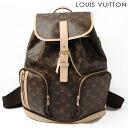 Louis Vuitton LOUIS VUITTON Backpack / Rucksack sack-a de-bonfire M40107 Monogram