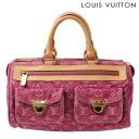 LOUIS VUITTON Louis Vuitton handbag monogram Muneo Denis speedy fuchsia pink M95214 [unused] [used] [smtb-TK]