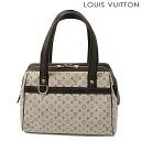 Louis Vuitton LOUIS VUITTON handbags / mini Boston bag Monogram mini Josephine PM khaki M92215