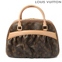 Louis Vuitton LOUIS VUITTON ハンドバッグミツィー M40058 monogram discontinuance of making product fs2gm