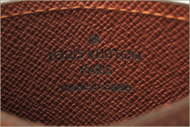 LOUIS VUITTON ルイヴィトン ノマド カードケース(オーガナイザー・ドゥ ポッシュ) M85011