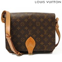 Louis Vuitton LOUIS VUITTON shoulder bag monogram Cal Toshi yell discontinuance of making product M51253fs2gm