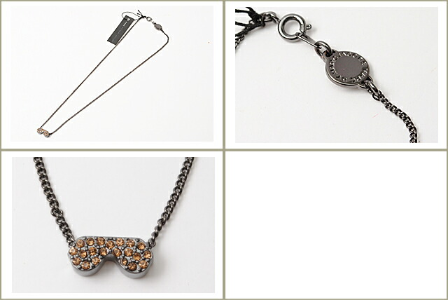 MARC BY MARC JACOBS(マークバイマークジェイコブス) ペンダント ネックレス アクセサリー 新品