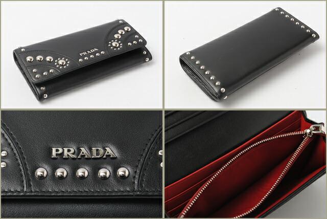 Import shop P.I.T.   Rakuten Global Market: Prada PRADA wallet 1 m ...