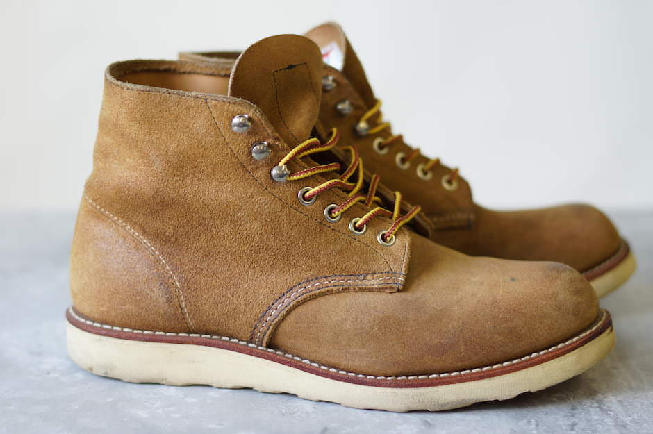 BRANDING2 | Rakuten Global Market: RED WING boots Genuine Suede