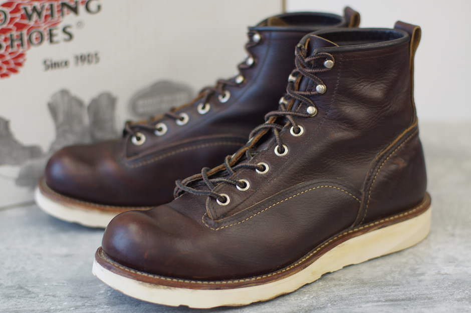 BRANDING2 | Rakuten Global Market: RED WING boots Genuine Leather