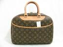 LOUIS VUITTON (Louis Vuitton) and boring vanity (formerly named Deauville) handbags handbag Monogram / Monogram / (M47270) [BRANDOFF / brand off]