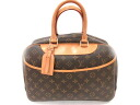 (Louis Vuitton) LOUIS VUITTON Deauville handbag / handbag / Monogram / Monogram / (m43230) [BRANDOFF / brand off]