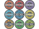 SEXWAX SEX WAX sex wax stickers stickers Surf Surf diameter approx. 8 cm