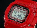 Casio CASIO G shock g-shock ジーライド G-LIDE watch GLX-5600-4 mens Mens watch watch うでどけい red tide graph with GLX5600-4 Red